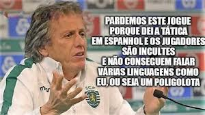 Jorge Jesus Memes - camarote leonino