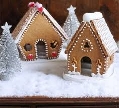 christmas gingerbread house mini gingerbread houses recipe food