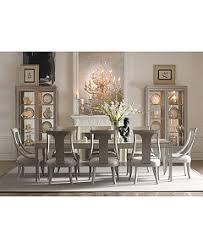 rachael ray cinema rectangular expandable dining furniture