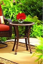 Courtyard Creations Patio Furniture by Amazon Com Courtyard Creations Tgs23hg Four Seasons Verona 24