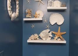 Beach Style Bathroom Decor Bathrooman Ideas Floor Decor Beach Themed Decorating Blue Inspired