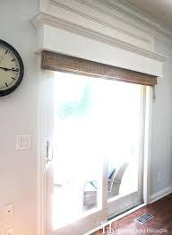 Window Dressing For Patio Doors Window Treatments For Sliding Doors Stylish Window Treatments For