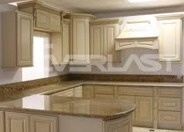 Black Glazed Kitchen Cabinets Adorable Antique White Glazed Kitchen Cabinets How To Paint