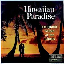 hawaiian photo album hawaiian paradise readers digest rda121 box set vinyl lp