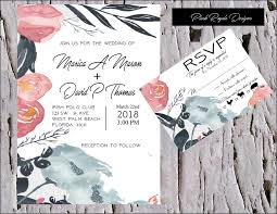 navy and blush wedding invitations grey navy blush pink wedding invitations modern wedding