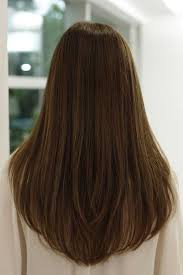front and back views of chopped hair long haircuts for women back view google search hair cut