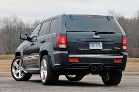 jeep srt8 hennessey for sale review 2009 jeep grand srt8 autoblog