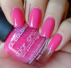 breezythenailpolishlover new l a color nail polish review and