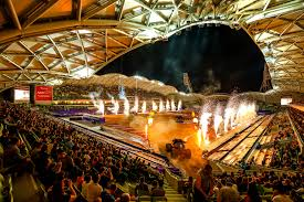 monster trucks jam monster jam 2016 sydney