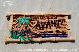 cool wood carvings saunzee signs carved 3d signs