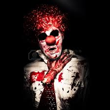 scary clown stock photos royalty free scary clown images and pictures
