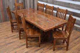 the santa fe style dining room new arrivals back at the ranch