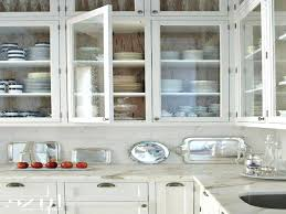 White Kitchen Cabinets With Glass Doors White Glass Door Kitchen Cabinets Impressive Various Kitchen