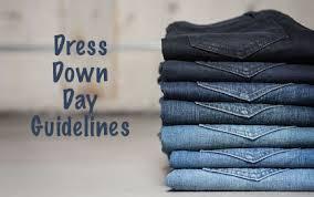 grace king high u2014 please read dress down day guidelines
