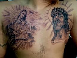 mully tattoos religious jesus