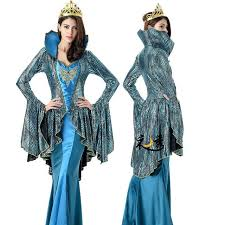 Queen Halloween Costume Aliexpress Buy 2017new Halloween Costumes Female Adults
