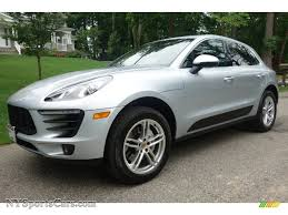 porsche macan 2015 for sale 2015 porsche macan s in rhodium silver metallic b52707