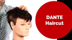 names of anime inspired hair styles dante dmc haircut thesalonguy youtube