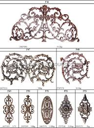 cast iron ornament fushi china manufacturer construction