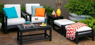 Polywood Patio Furniture by Deep Seating Chairs Loveseats U0026 Sofas Vermont Woods Studios