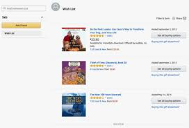 here are a bunch of trump inner circle amazon wish lists wired