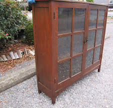 Stickley Bookcase For Sale Stickley Bookcase Ebay