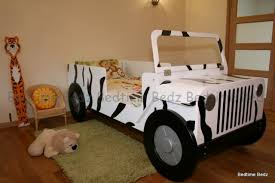 Jeep Bunk Bed Safari Themed Toddler Bed Jeep Bed Safari Or Boys Room