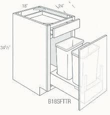 jsi cabinetry essex kitchen cabinet b18sfttr ess base cabinets