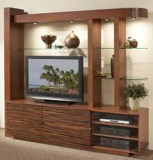 pretty tv wall unit designs for livingom in india design simple