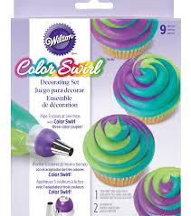 Wilton Tri Color Coupler Decorating Set