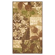 Brown Kitchen Rugs Buy Brown Kitchen Rugs From Bed Bath U0026 Beyond