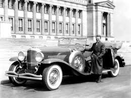 modele cuisine cagne cagney with his 1935 duesenberg model j stopping in chicago