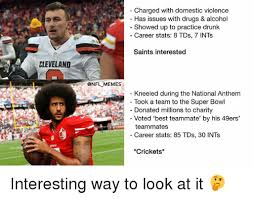 Best Nfl Memes - cleveland memes charged with domestic violence has issues with drugs