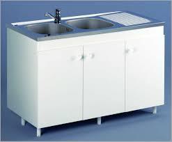 meuble sous evier cuisine pas cher evier cuisine castorama 326798 impressionnant meuble sous evier