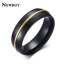 aliexpress buy 2016 new fashion men jewelry black cz aliexpress buy newbuy 2016 new black men wedding bands rings