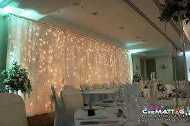 wedding backdrop lights for sale fairy light backdrop highcliff marriott hotel bournemouth