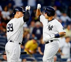 Aaron Judge Gary Sanchez Struggle In Game 1 Loss To Indians Newsday - 486 best ny yankees images on pinterest new york yankees damn