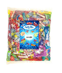 amazon com assorted candy variety mix 3 6 lbs huge party mix