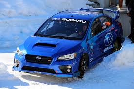 subaru tungsten how prodrive made a subaru wrx sti into an all wheel drive bobsled