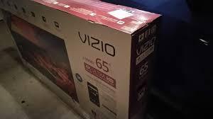 vizio 65 4k black friday vizio 65 inch 4k ultra hd tv goodness youtube