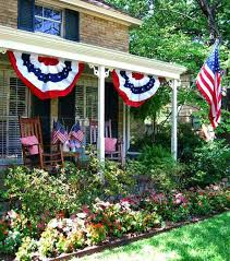4th Of July Bunting Decorations 45 Decorations Ideas Bringing The 4th Of July Spirit Into Your