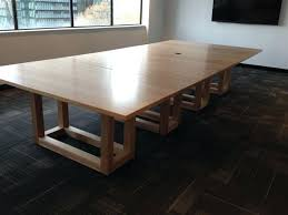 Timber Boardroom Table Wooden Furniture Melbourne Happysmart Me