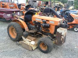 used kubota used b5100 tractors in stock