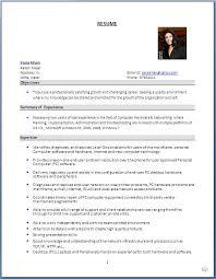 resume bio resume badak
