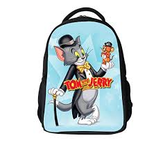 vie tomjerry gentlemen children backpack bag