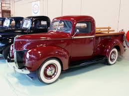 Classic Ford Truck 1940 - file 1940 ford 83 pickup pic8 jpg wikimedia commons