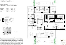 palm 4 bedroom floor plan 4