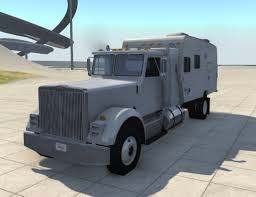 military trailer camper t series camper beamng