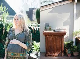 california chic baby shower found vintage rentals