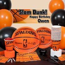 basketball party supplies spalding basketball birthday theme basketball theme birthday